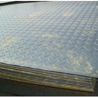 Quality Galvanized / galvalume ASTM A36, Q235B, Q345B Hot Rolled Checkered Steel Plate / Coils wholesale