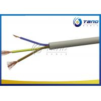 Quality Flexible PVC Insulated Electrical Cable Copper Wire Conductor 450 / 750 Volt wholesale