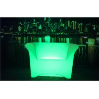Quality 6 Hours Charge Time LED Lighting Furniture 10 M Control Distance LED Light Sofa wholesale