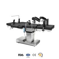 Quality X ray 110mm Kidney Bridge Hydraulic Electric Operating Table With Memory Foam wholesale