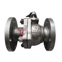 Quality Stainless Steel Soft Seated Ball Valve , CF8M Manual Ball Valve FB 150LB wholesale