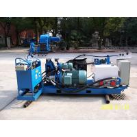 Quality Skid Mounted Portable Drilling Rigs , Jet Grouting Drilling Rig wholesale