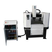 Cheap Heavy UG-6060 Mold CNC Milling Engraving Machine with Hybrid Servo Motor/Auto Lubrication for sale