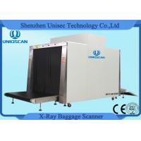 Quality Big Size 1.5*1.8m High Speed Conveyor Security X Ray Scanner for Cargo Pallet Inspection wholesale