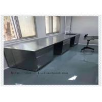 Quality Customize  Size & Clolor Stainless Steel  Lab Furniture  / Metal Lab Table wholesale