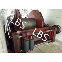 Quality Wire Rope Offshore Boat Lifting Winch Wireline Winch With Spooling Device wholesale