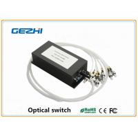 Quality 1x N Single mode Optical Switch Fiber Optics Components for telecommunications wholesale