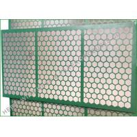 Buy cheap Brandt King Cobra Shale Shaker Screen Mesh Steel Frame API 20 - 325 Standard from wholesalers