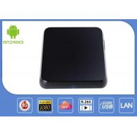Quality S905 Iptv Android Box Smart Tv Box Android Support KODI Widevine DRM wholesale
