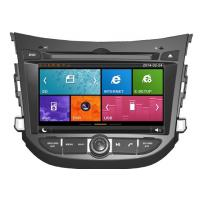 Quality Double DIN DVD players for Hyundai with 7