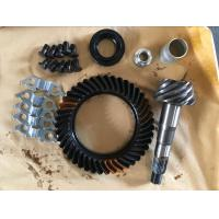 Quality Auto Driving Helical Bevel Gear High Rigidity Pressure Angle 20 - 30 Degree wholesale