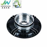 Quality Black Painting / Coating Die Casting Surface Finish for Metal Aluminum Diecast Parts wholesale