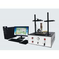 China CSN EN 367 / ISO 9151 Fire Testing Equipment Heat Transfer Index Test Apparatus on sale