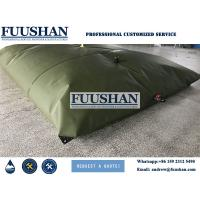 China Fuushan High Quality hot sale 20000L pillow water bladder 50000L water tank for storage Water on sale