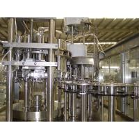 Quality Cola Drinks / Carbonated Drink Filling Machine With 5000-6000 BPH Capacity wholesale