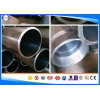 Cheap 42CrMo4 Hydraulic Cylinder Steel Tube Honing / Skiving Technique OD 30-450 Mm WT for sale