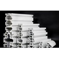 Buy cheap Super Industrial Extruded Profile , T Slot Aluminum Framing Extrusion Profile 80*80 from wholesalers