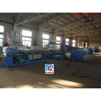 China Single Screw Plastic Sheet Production Line For Composite Multi Layer Sheet on sale