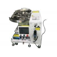 Buy cheap 1.2 Second Easy Bundle Automatic Cable Tie Tool Machine For Assembly Line from wholesalers