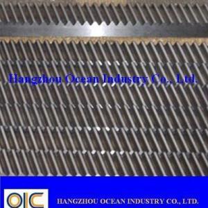 Quality Helical Gear Rack , type DP15 ,DP16 ,DP17 ,DP18 ,DP19 ,DP20 ,DP21 ,DP22 ,DP23 ,DP34 ,DP25 wholesale