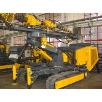Cheap Hydraulic Crawler Drills Compact Size For Speed Adjusting with 360° in for sale