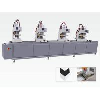 Quality Top Grade Colorful PVC Win-Door Seamless Welding Machine / Plastic Window and Door Machinery wholesale