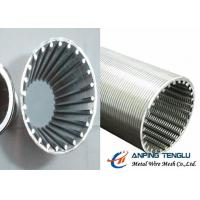 Quality stainless steel 302,304,304L,316,316L/Water Well Screen/cylindrical wire mesh screen filter wholesale