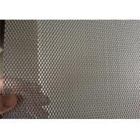Quality Security Home Improvement DVA One Way Mesh With Small Diamond Holes 2m Length wholesale