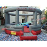 Quality Commercial Inflatable Sports Games , Inflatable Interactives Fighting Game wholesale