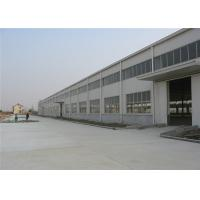 Quality prefabricated industrial steel structure workshop / industrial shed building for sale wholesale