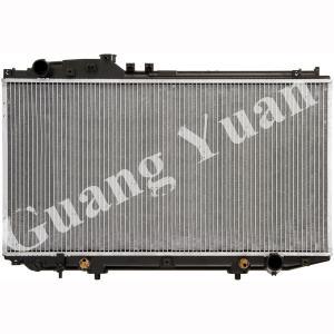 Quality Hard Brazing Toyota Aluminum Radiator , Lexus Ls430 Radiator Oem 16400-50280 Dpi 2541 2575 wholesale