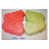 Quality fashionable silicone baking pans ,lovely shape silicone baking cake pan wholesale