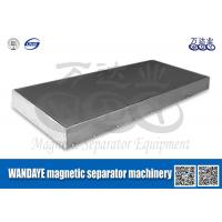 Quality Magnetic Separation Equipment Strong Separator Magnet Board with Stainless Steel Plate wholesale