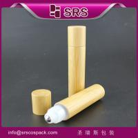 China made in chian 20ml bamboo bottle roller ball on sale
