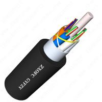 Buy cheap All Dry GYFZY Fire Resistant Cable / Stranded G652D Loose Tube Fibre Cable from wholesalers