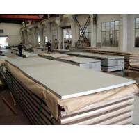 Quality DIN 321 302 309s 317l Stainless steel hot rolled plate thickness 3mm - 120mm for electron wholesale