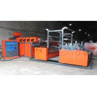 Cheap 120KW Cast Film Extrusion Machine Highly Effective With Good Tensile Force for sale