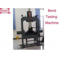 Quality High Efficiency Metal Testing Machine , Bending Test Apparatus 1/500000Force Resolution wholesale