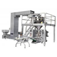 Quality FFS Automatic Pouch Packing Machine , Power / Granule Bag Filling Machine High Precision wholesale