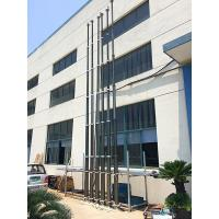 Quality 9m security and protection surveillance pneumatic telescopic mast wholesale