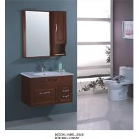 Quality Contemporary 1 door 2 Drawers solid wood wall cabinet Back Panel Included wholesale