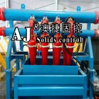 Quality Supply good price China Solids Control Drilling Hydrocyclone Desilter and Mud Recycling Desilter and Cyclone Desander wholesale