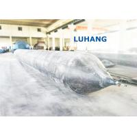 China High Buoyancy Floating Marine Lifting Rubber Airbag  Dia 2.0m Length 10m on sale
