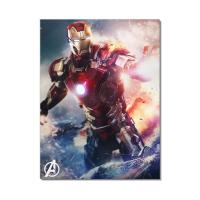 Quality Marvel Design 3D PS Board Poster With 3MM Thickness wholesale