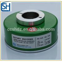 China hollow shaft encoder incremental type encoder 1024PPR on sale