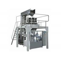 Quality 10 Heads Granule Food Packing Machine , Rotary Doypack Filling Machine wholesale