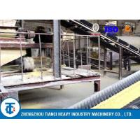 Quality 0.5mm Feed Size NPK Fertilizer Production Line ISO / SGS / BV Certificated wholesale