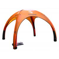Quality Airtight Welded Inflatables Tent Polyester Waterproof Lightweight for Exhibition wholesale