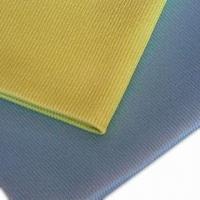 China Polyester Cleaning Cloth/Towel/Wipe/Polishing for Car, Customized Colors are Accepted on sale