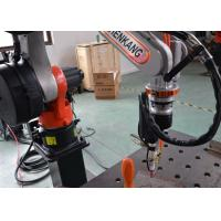 Buy cheap Multi Function Arc Welding Robot , Automated Welding Machine 6 Axis High from wholesalers